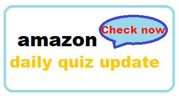 Win Faburaa Accessories Amazon Quiz Answer
